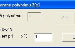 PolynomyZadanie
